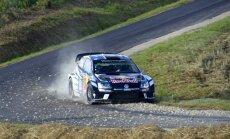Ožjērs Vācijā izcīna pirmo WRC uzvaru kopš februāra
