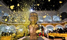Gabriels Garsija Markess pēc nāves atgriezies dzimtajā Kolumbijā