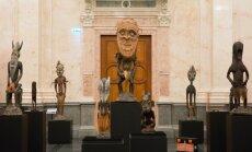 Rīgā aplūkojama iespaidīga aborigēnu un papuasu mākslas kolekcija