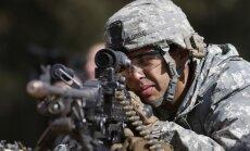 ASV noraida SKT iespējamo izmeklēšanu pret amerikāņu karavīriem