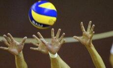 'Schenker' līgas dueļos ar igauņiem uzvaras Latvijas volejbola klubiem