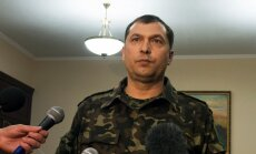 Separātisti Luhanskā no Ukrainas robežsargiem atbrīvo nemiernieku līderi
