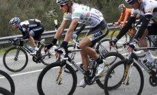 """Smukulis piedalās """"Giro d'Italia"""" sestā posma galvenajā atrāvienā"""