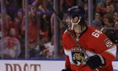 Jāgrs kļūst par trešo spēlētāju NHL vēsturē ar 750 'goliem'