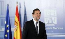 Video: ES samita drošībnieki uz brīdi aiztur Spānijas premjeru