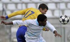 Latvijas futbolu pārpludina 'amatieri' no citām valstīm