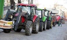 Plāno ieviest 'dzelteno kartīšu' sistēmu ES atbalstā zemniekiem