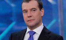 Медведев: Россия не стремится к решающей роли в геополитике