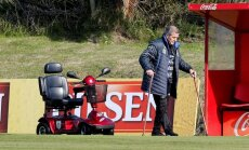 Uruguay s head coach Oscar Washington Tabarez