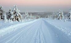 Laika zīmju vērotājs Ziemassvētkos prognozē sniegu un atkusni; Jaunajā gadā gaidāms spelgonis