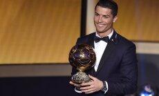 Kristianu Ronaldu, Golden Baloon, FIFA