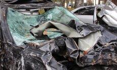 Полиция проведет усиленные рейды: на дорогах в Латвии снова стало больше жертв