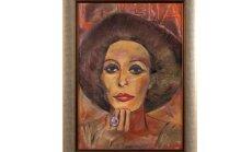 Galerijā 'Istaba' - Gunāra Zemgala skatuves personību portretu izstāde