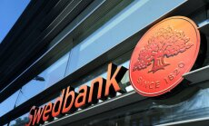 'Swedbank' aiziet no Krievijas un Ukrainas (precizēta)