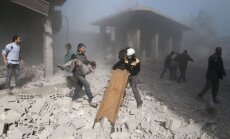 В Сирии за год погибли 39 тысяч человек
