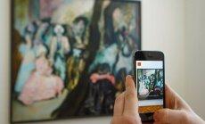 LNMM radīta jauna mobilā aplikācija – interaktīvs gids