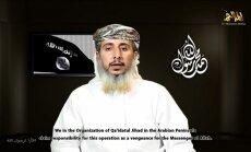 Jemenā nogalināts viens no vietējās 'Al-Qaeda' līderiem – atbildīgais par uzbrukumu 'Charlie Hebdo'