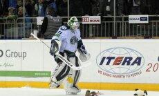 Masaļskis atzīts par KHL nedēļas labāko vārtsargu