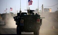 Foto: Kurdu atbalstam ASV Sīrijā izvieto 500 specvienības karavīrus