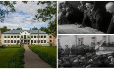 Малнавское поместье — место в Латвии, в котором 75 лет назад побывал Гитлер