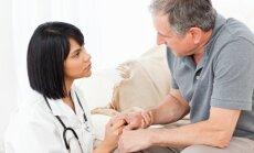 За год число медсестер в Латвии сократилось на 188
