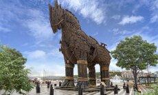 Senā Troja mūsdienu ceļotājiem: idejas, ko apskatīt krāšņajā Čanakalē