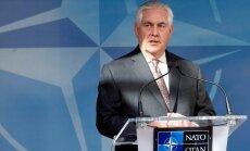 Тиллерсон: Россия несет ответственность за новую химатаку в Сирии