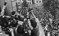Kāda ir 4.maija deklarācijas vēsturiskā nozīme? Video tiešraide