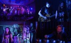 Meditācija pasaules mūzikā. Nila Īles grupas 'Kanisaifa' debijas albuma recenzija