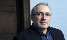 "Ходорковский: ""либо Путин отдал приказ, либо он не контролирует ситуацию"""