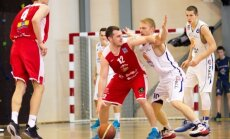 'Jēkabpils' basketbolisti nonāk uzvaras attālumā no iekļūšanas LBL pusfinālā