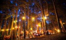 'Positivus' festivāla norises vietā arī šogad varēs pasūtīt teltis