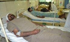 Pakistānā sūfiju svētnīcā nogalināti 20 cilvēki