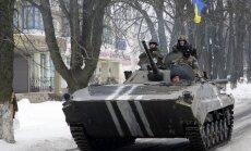 Rinkēvičs: ES valstis var mainīt nostāju par bruņojumu piegādi Ukrainai