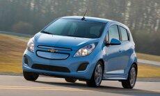 'Opel' pārveidos 'Chevrolet Spark' par 'Dacia' konkurentu