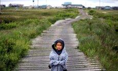 Karte: Amerikas pirmie klimata bēgļi grasās pamest dzimto Ņutoku