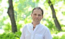 Raimonds Tiguls Likteņdārzam veltījis trīsdaļīgu jaundarbu 'Horizonts'