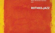 Tapis neparasts audiovizuāls džeza mūzikas projekts 'Rothko in Jazz'