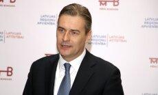Политик, сказавший, что Ушаков лучше Бондарса, исключен из списка ЛОР