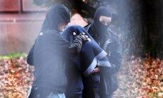 Vācijas policija aiztur piecus 'Daesh' vervētājus
