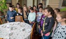 Jūrmalas skolēni vairākus mācību priekšmetus apgūst arī īpašās mācību stundās muzejos