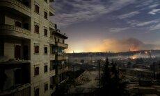 'Islāma valsts' pārņem pēdējo Sīrijas-Irākas robežpunktu