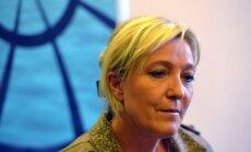 Francijas nacionālisti grasās Krievijā lūgt jaunu aizdevumu