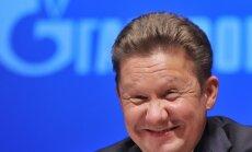'Gazprom': slānekļa gāzes ieguve ASV ir 'ziepju burbulis'