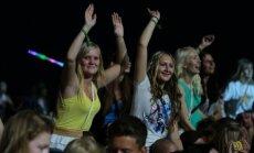 Fotoreportāža: Liepājā izskan 'Summer Sound' festivāls