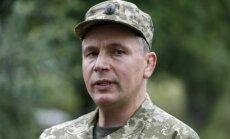 NATO valstis sākušas ieroču piegādes Ukrainai, paziņo Heletejs