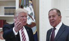 Лавров: США обустраиваются в Сирии и не собираются уходить