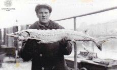 Ceļojums laikā: ar kādu lomu lielījās zvejnieki un makšķernieki pagājušajā gadsimtā