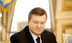 Janukovičs no valsts nozadzis 100 miljardus dolāru, paziņo ģenerālprokurors