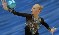 Krievu mākslas vingrotāja Kudrjavceva pasaules čempionātā izcīna piecas zelta medaļas